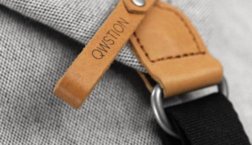 【サステナビリティファッションブランド紹介】QWSTION